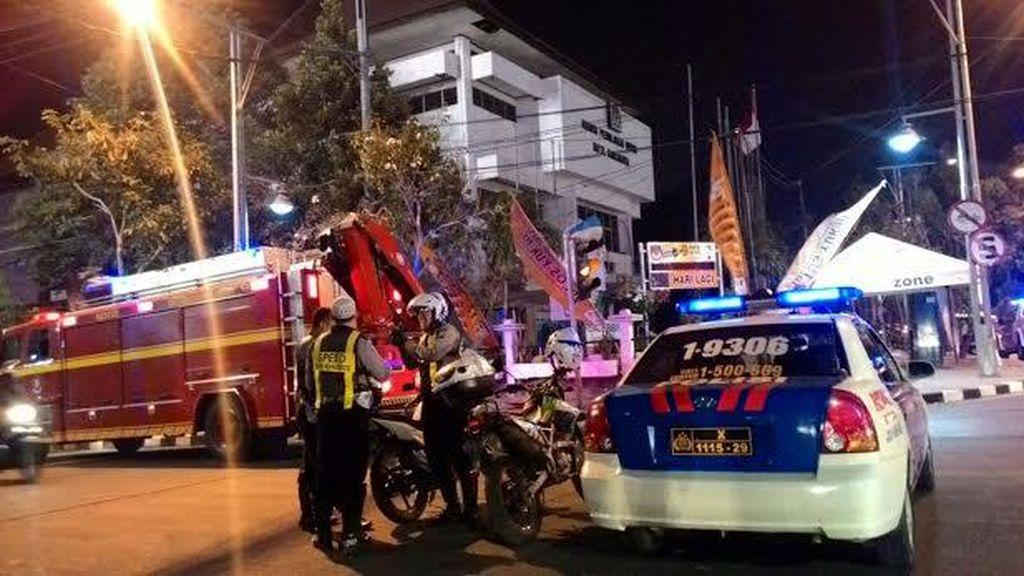 Ruang KPU Surabaya Kebakaran, Komisioner: Tak Ada Berkas Pilkada Terbakar