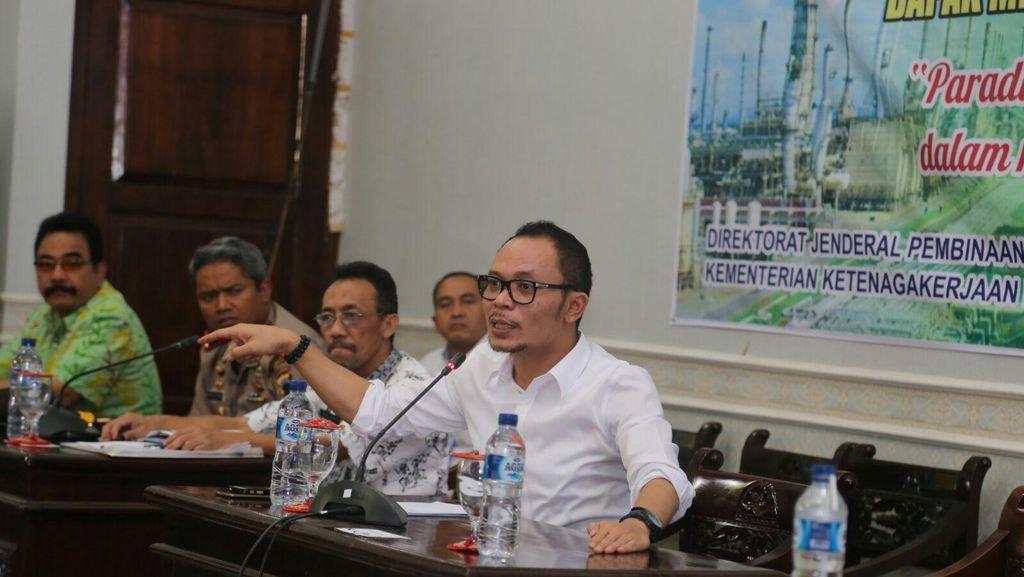 Pro Kontra PP Pengupahan, Menteri Hanif: Merasa Indonesia, Ikuti PP!