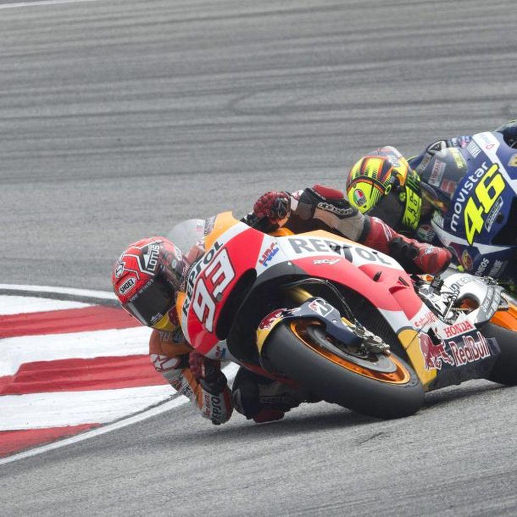 Kian Tertinggal dari Marquez, Rossi: Masih Ada 9 Balapan Lagi