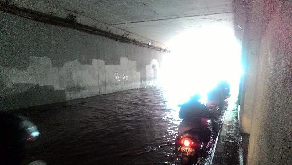 DKI Diguyur Hujan, Ahok: Tak Akan Tergenang Lebih Dari Sehari