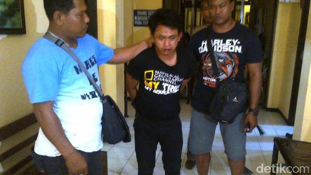 Buronan Lapas Gianyar Bali Dibekuk di Situbondo, ini Kisahnya