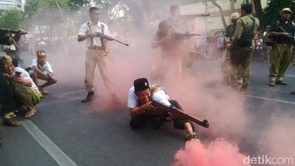 Veteran di Surabaya akan Dijadikan Guru Sekolah Kebangsaan