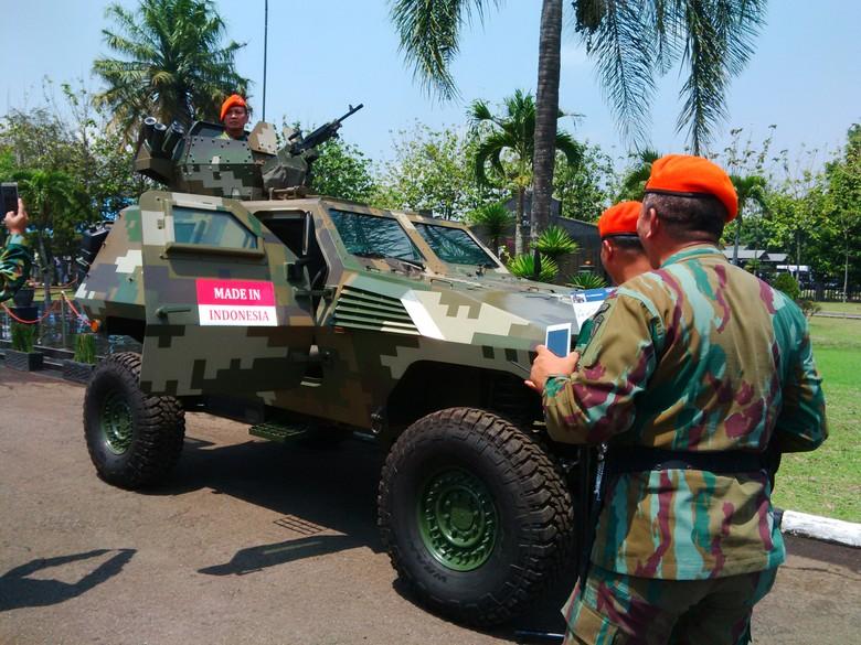 MEMBANGGAKAN!!! Alutsista Buatan Dalam Negeri Jadi Andalan Korpaskhas TNI