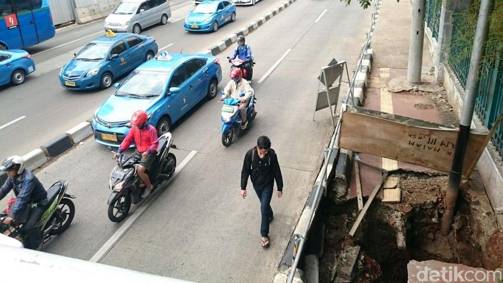 Fasilitas Park and Ride di Jakarta Masih Sepi Peminat