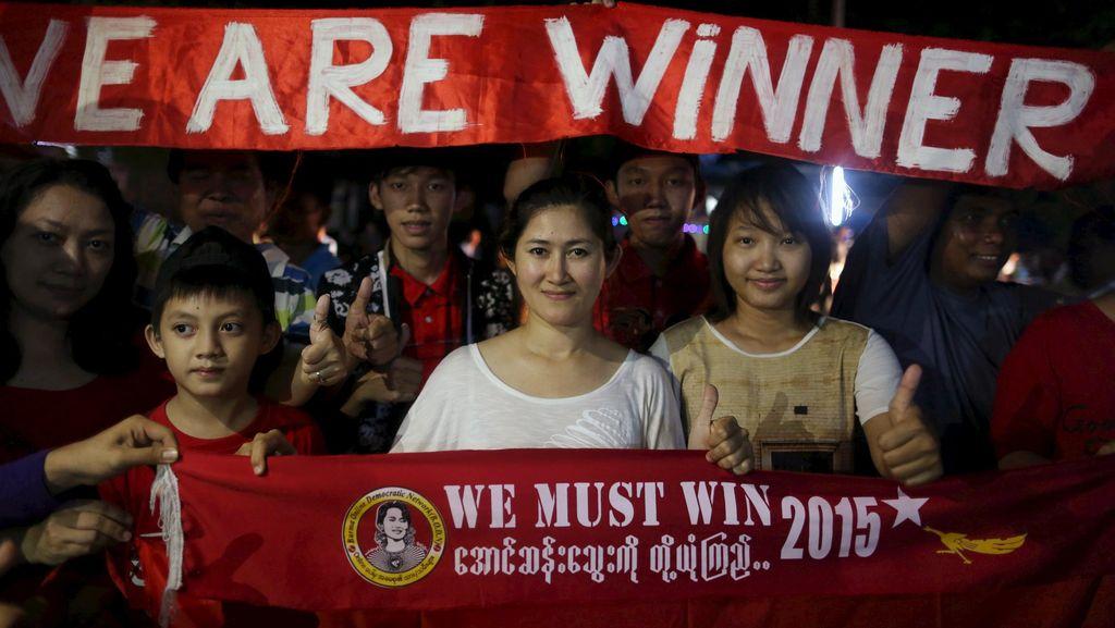 Suu Kyi Lawan Jenderal-jenderal Tua
