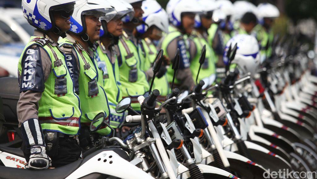 Polisi Amankan Bentrok Geng Motor Satu Darah dan Geng Mongols di Kuta