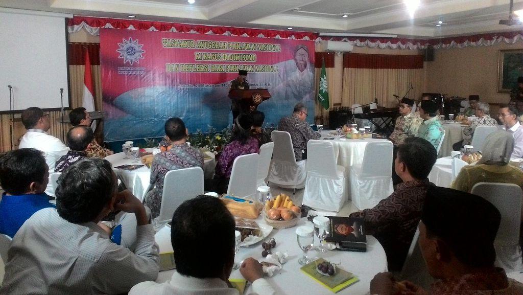 Muhammadiyah Berharap 2 Tokoh Lain Dianugerahi Gelar Pahlawan Nasional