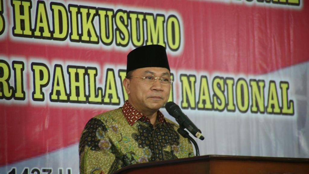 Ki Bagus Hadikusumo Pahlawan Nasional, Ketua MPR: Perjuangan Belum Selesai