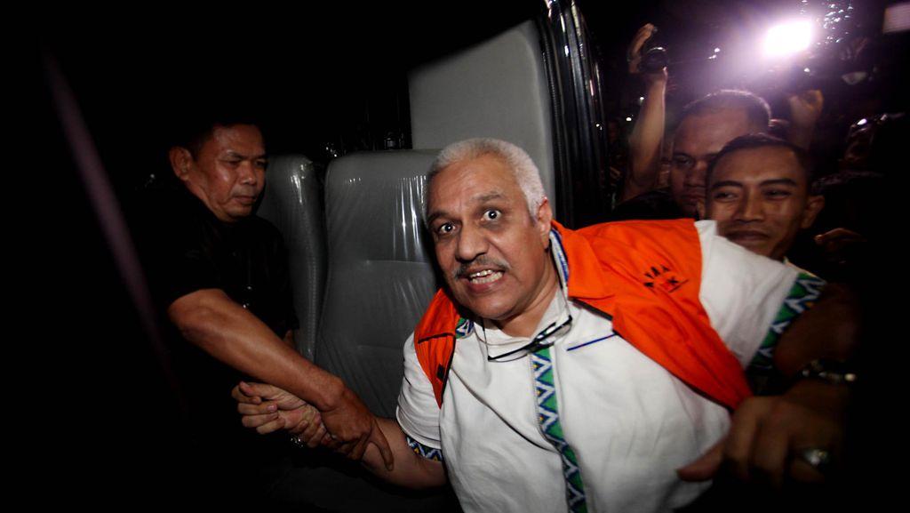 Kasus Suap Interpelasi, Ajib Shah Sebut Ada Upaya Menjatuhkan Gatot Pujo