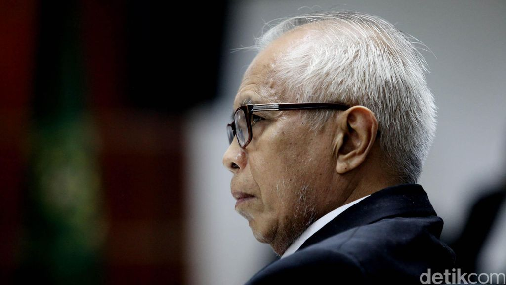 Hukuman OC Kaligis Diperberat 10 Tahun, KPK: Advokat Harusnya Jadi Contoh
