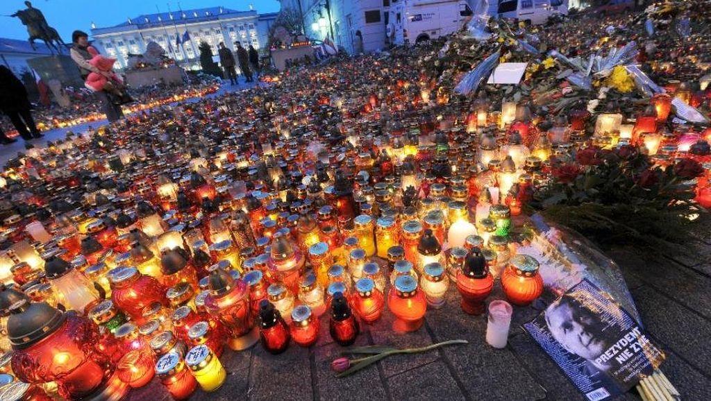 Polandia Gugat Rusia ke Pengadilan HAM Terkait Puing Pesawat Jatuh