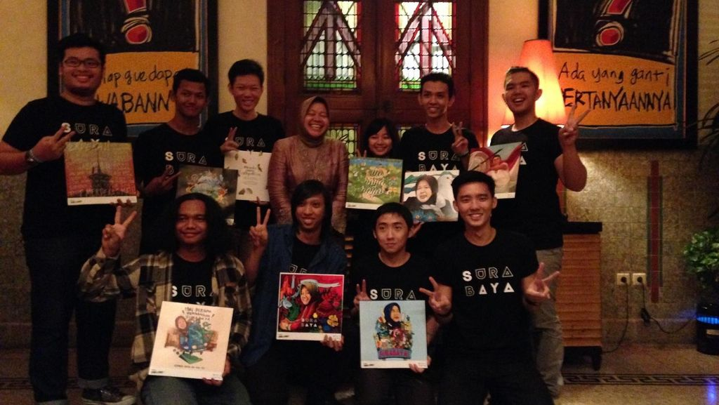 Risma Berharap Pelaku Industri Kreatif Tularkan Ide Untuk Warga Surabaya
