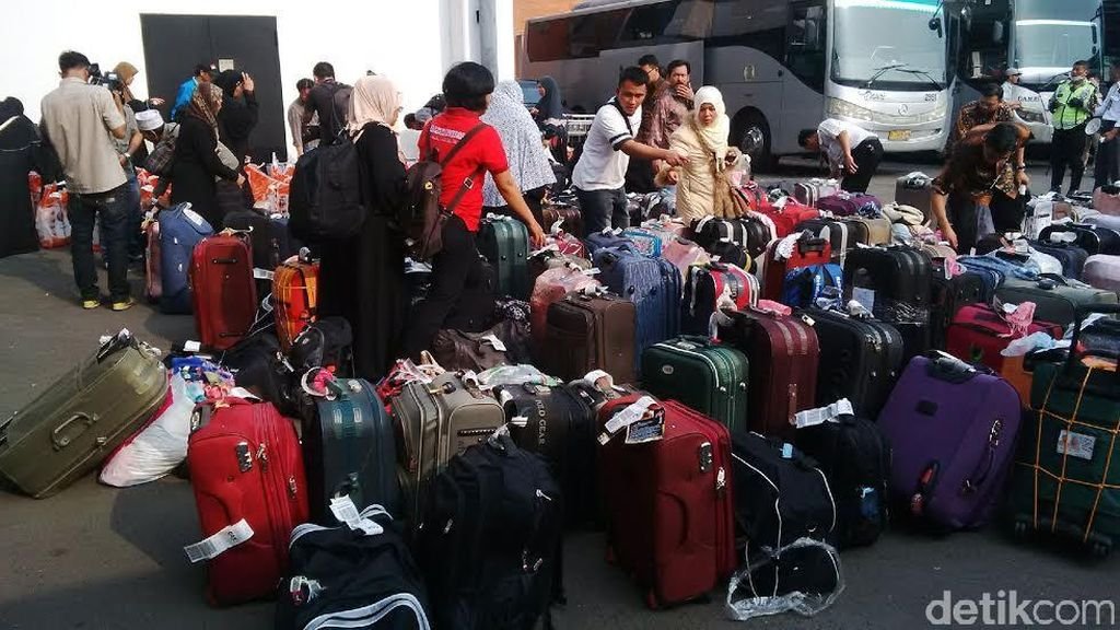 58 TKI Overstayer Dipulangkan dari Kuwait