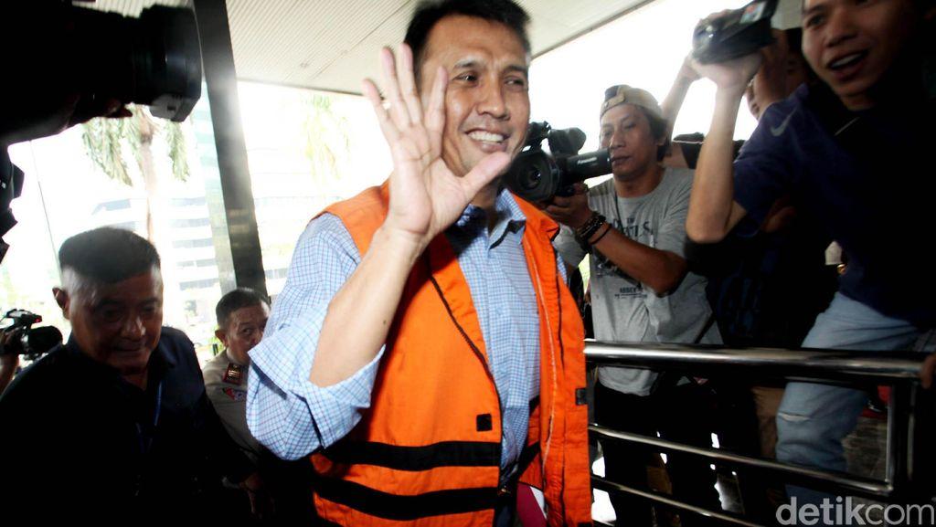 Eks Ketua DPW PPP Sumut Sebut 3 Kali Interpelasi ke Gatot Selalu Gagal