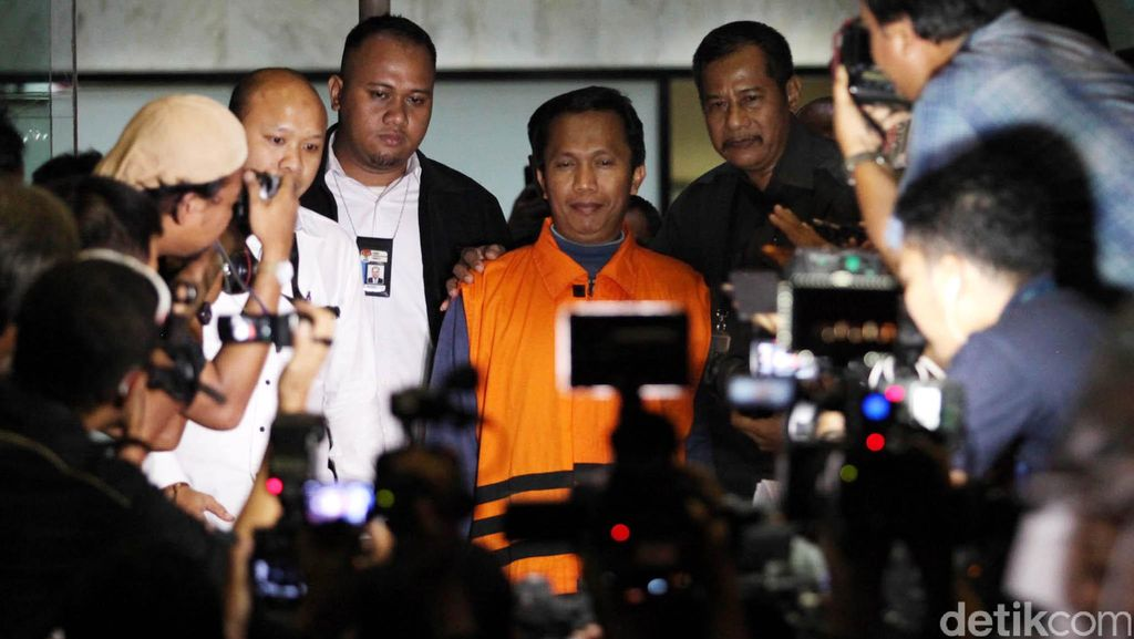 Eks Waket DPRD Sumut Sigit Pramono Didakwa Terima Suap Rp 1,2 Miliar