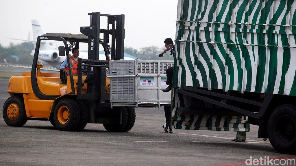 AP II Siap Perbaiki Runway Lanud Halim, Frekuensi Penerbangan Sipil Tetap Normal