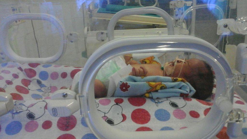 Bayi Khosyyah Lahir di Kereta, Tim Medis: Sehat tapi Perlu Perawatan