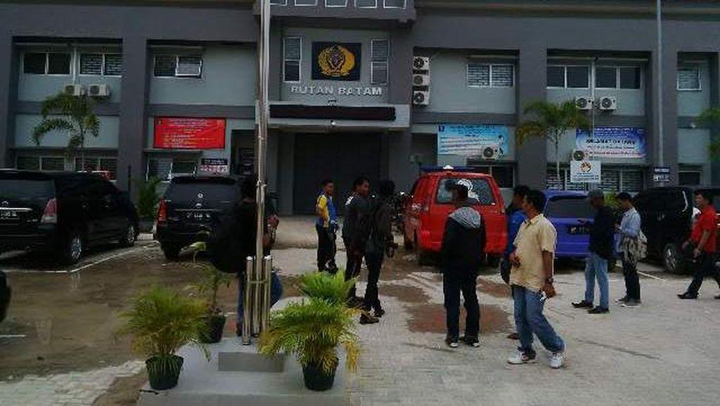 19 Tahanan Kasus Narkoba Kabur dari Rutan Batam setelah Pukul Sipir