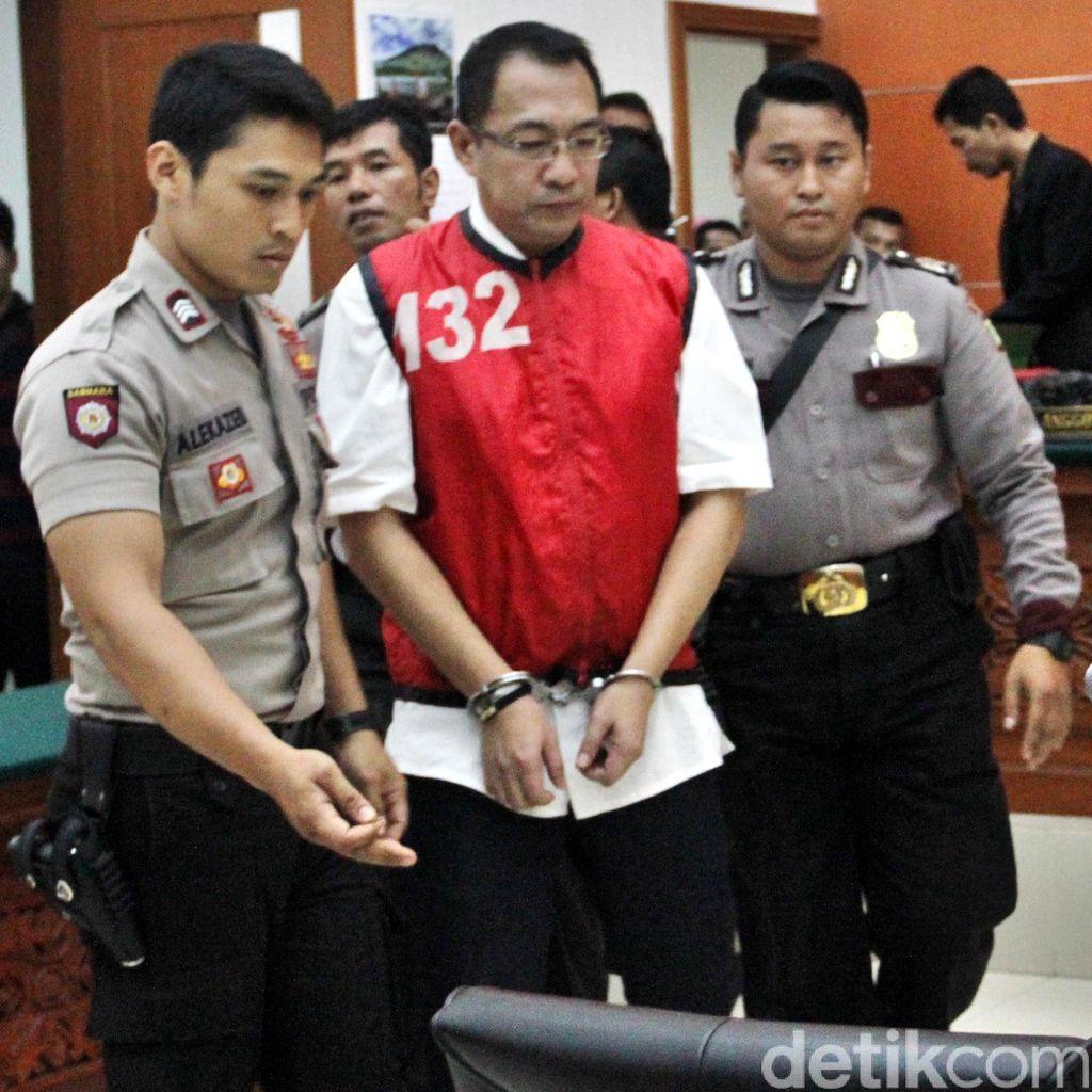 Hukuman Mati untuk Komplotan Importir 800 Kg Sabu Tetap