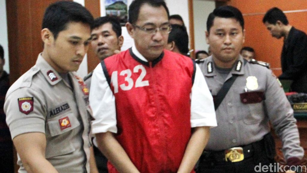 Hukuman Mati untuk Komplotan Importir 800 Kg Sabu Bertambah