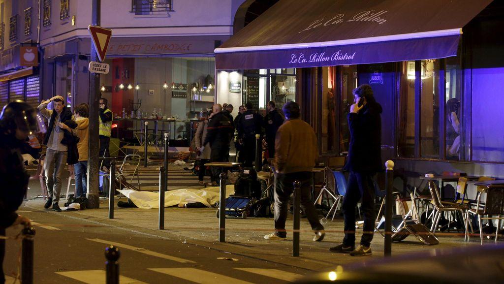 Senjata Api dalam Teror Paris Diduga Dibeli dari Jerman