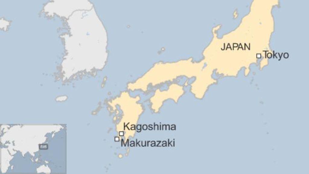 Gempa 7 SR di Jepang Picu Tsunami Kecil di Kagoshima