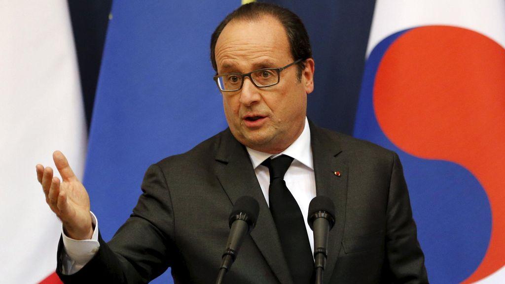 Presiden Prancis Setuju Ringankan Hukuman Wanita yang Bunuh Suaminya