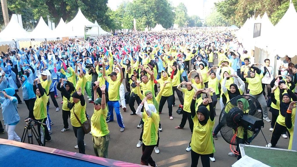 Di Acara Cegah Diabetes, Wagub DKI: Penyakit Degeneratif di Jakarta Meningkat