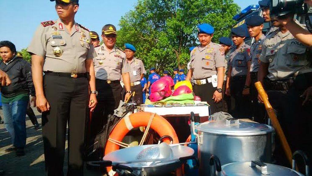 Polda Jabar Siapkan Personel Terlatih Hadapi Bencana