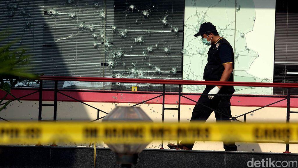 Polisi: Motif Ledakan di Duren Sawit Mirip dengan Teror di Mal Alam Sutera