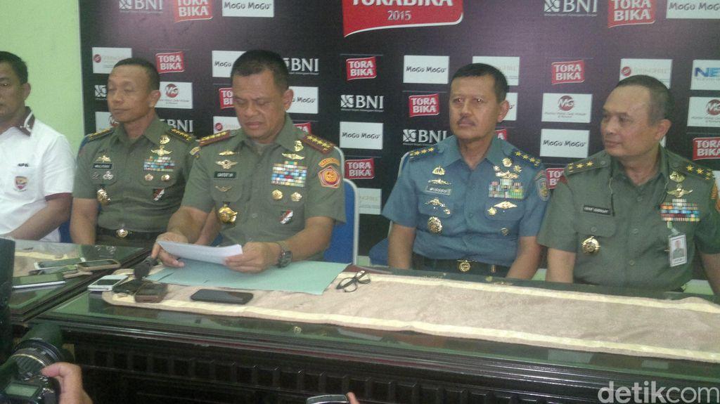 Polisi Investigasi Kericuhan TNI-Polri di Sumsel
