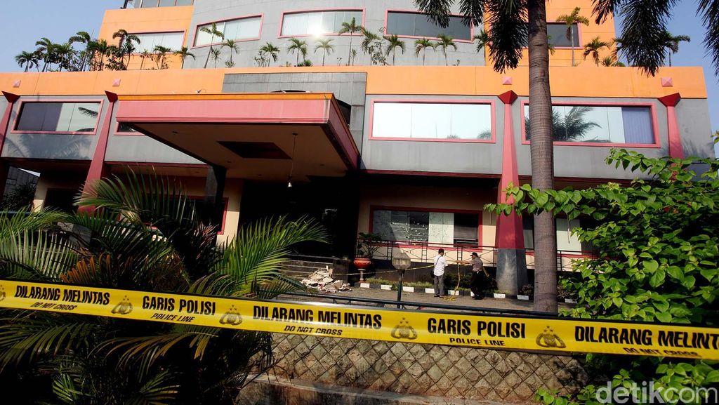 Ledakan Granat di Duren Sawit, Polisi: CCTV Ada di Dalam Tapi Tidak Membantu