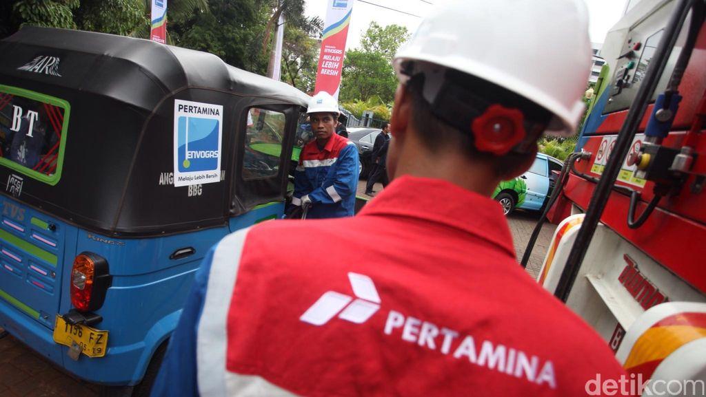 Pertamina: Tak Ada Pipa Gas yang Bocor di Depok