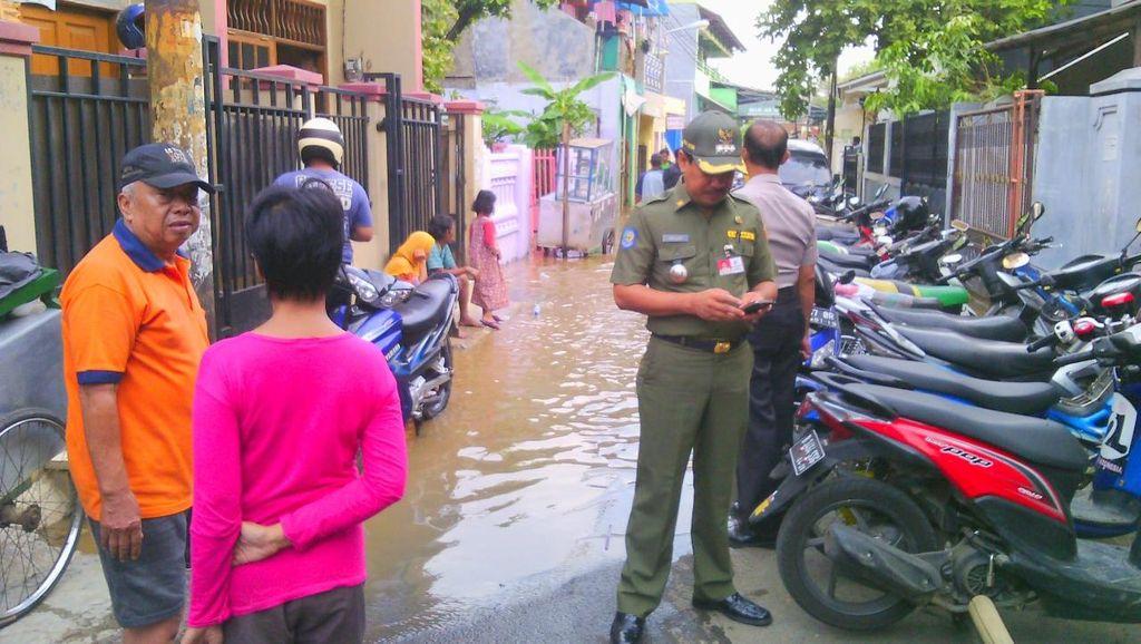 Masuki Musim Hujan, Ini Lokasi 30 Penampungan Bantuan Banjir Jakarta