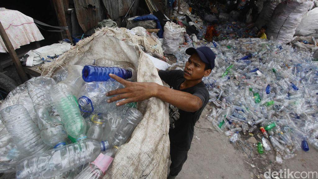 Indonesia Peringkat ke-2 Penghasil Sampah ke Laut