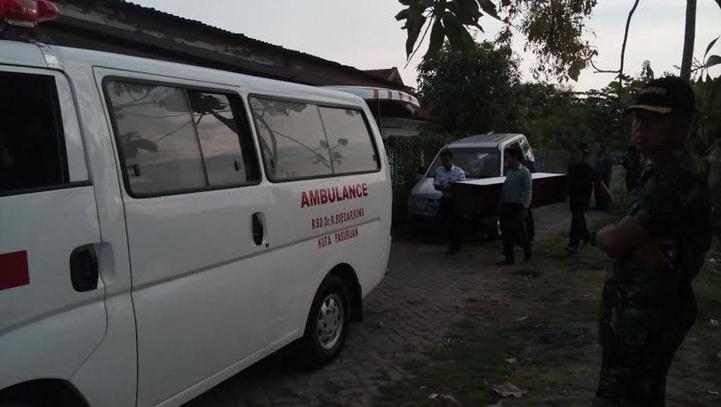 Pegawai Kemenhub yang Meninggal Saat Bela Negara Diautopsi di RS di Polda Jatim