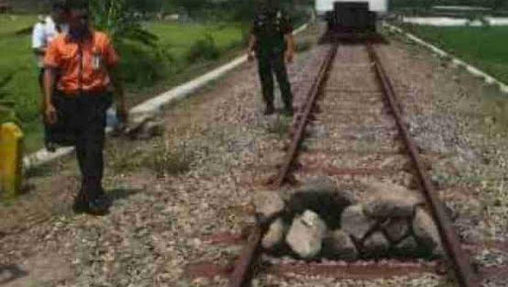 Antisipasi Sabotase Jalur Kereta, PT KAI Daop VI Tambah Personel Keamanan