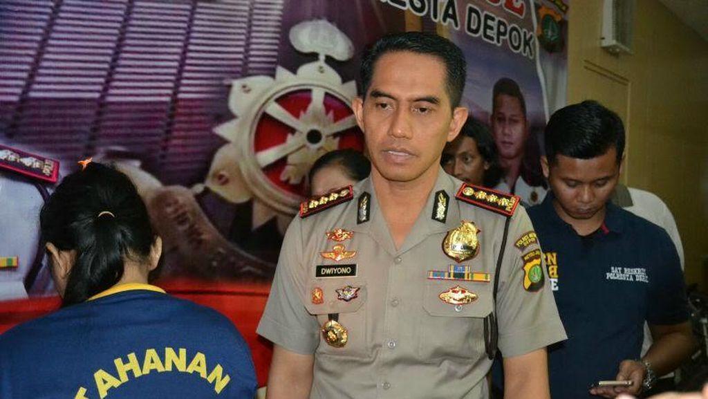 Penjaja ABG Pemuas Syahwat via Online Dibekuk di Depok, Tarif Kencan Rp 1,5 Juta