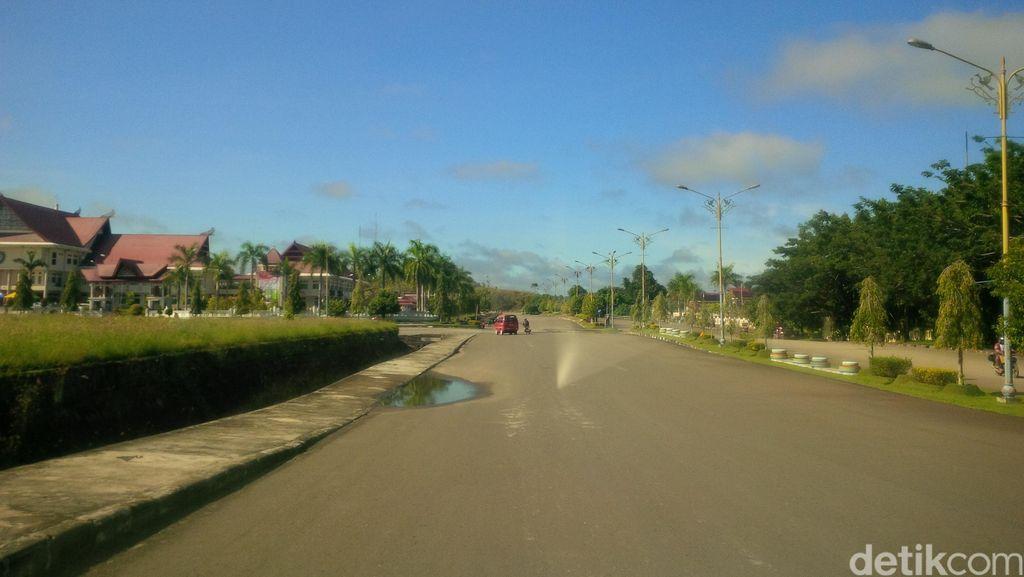 Lupakan sejenak Jakarta, Begini Wajah Perbatasan dan Geliat Warga Bangun Desa