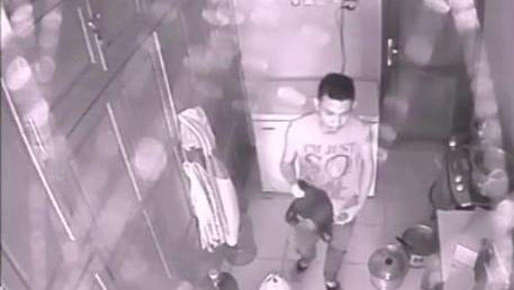 Polisi Buru Pencuri Barang Anak Yatim Piatu di Bantul