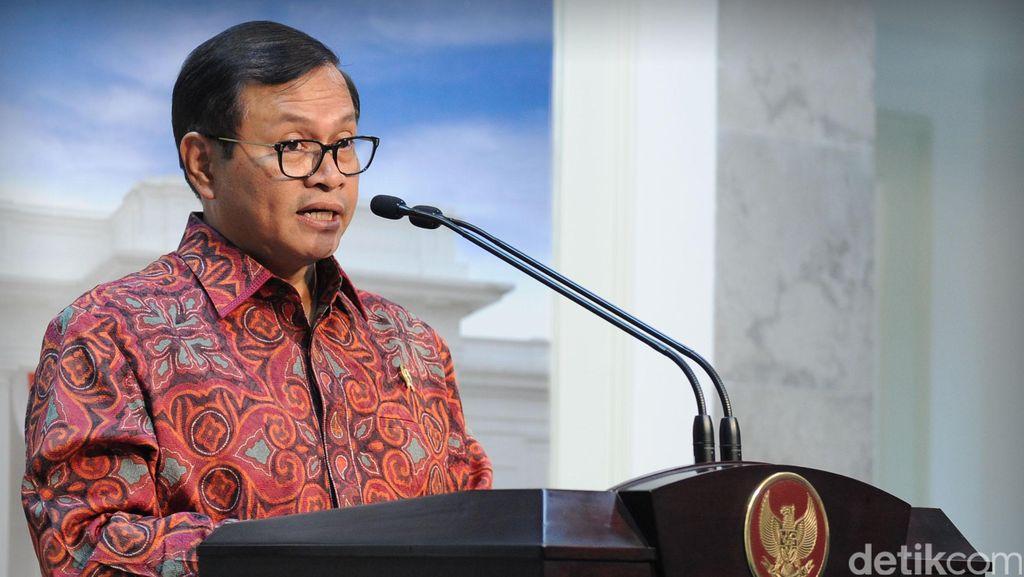 Nama Luhut Disebut 66 Kali, Seskab: Presiden Sudah Dapat Laporan