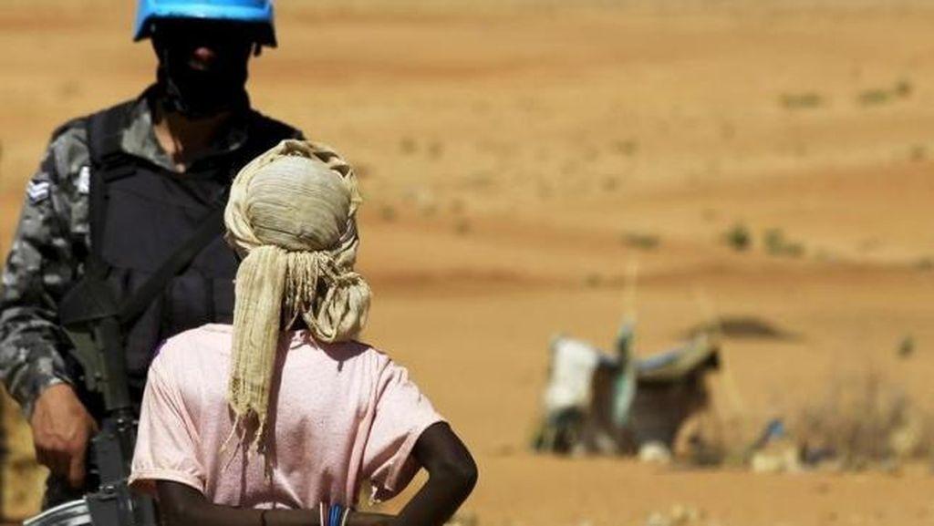 PBB: Sepanjang 2015, 166.000 Orang Terlantar Akibat Konflik di Darfur Sudan
