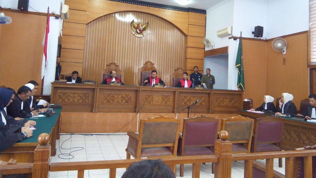 Abu Bakar Baasyir Tidak Hadir, Sidang Permohonan PK Ditunda