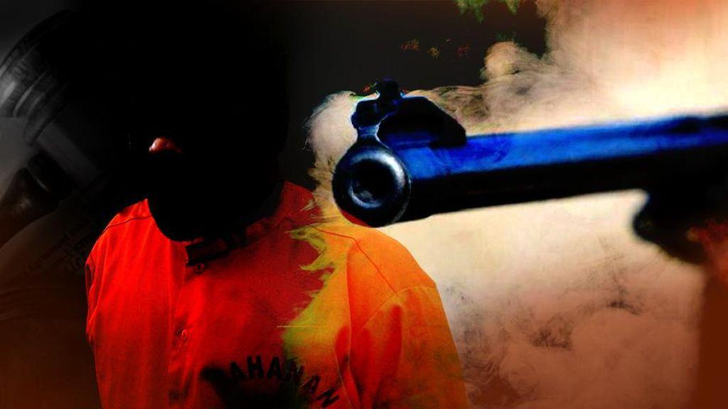 Guru Bantu Tewas Ditembak Orang Tak Dikenal di Distrik Mulia Papua