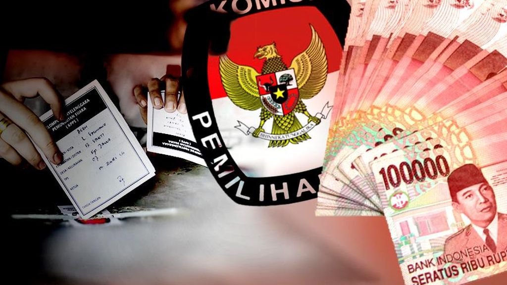 DPR-Pemerintah Masih Rumuskan Sanksi Pelaku Money Politics di Pilkada