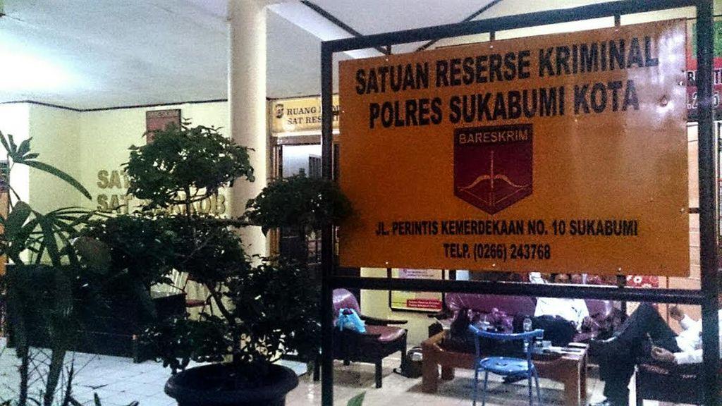 3 Wartawan ini Ditangkap Polisi karena Peras Pengusaha di Sukabumi