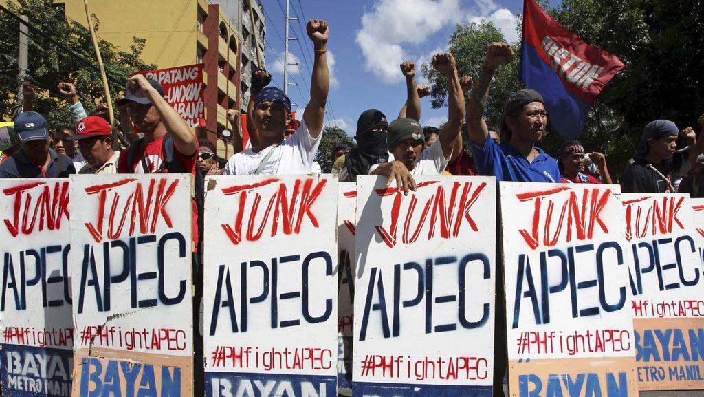 Polisi Manila Kerahkan Katy Perry Hadapi Demonstran Pertemuan APEC