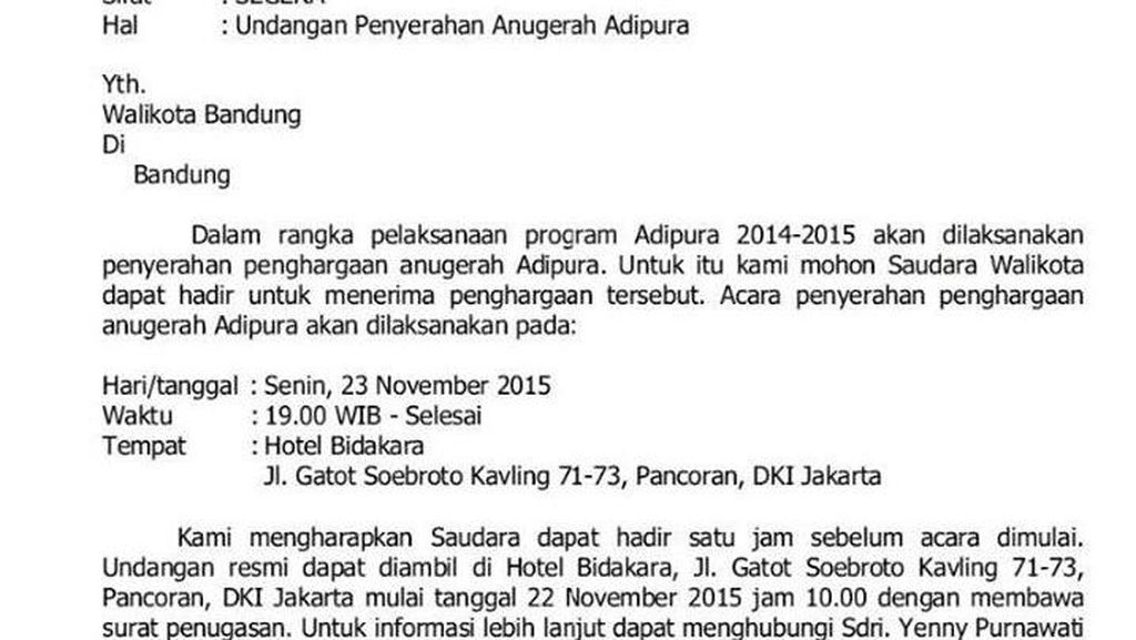 Raih Adipura setelah 17 Tahun Menanti, ini Respons PD Kebersihan Bandung