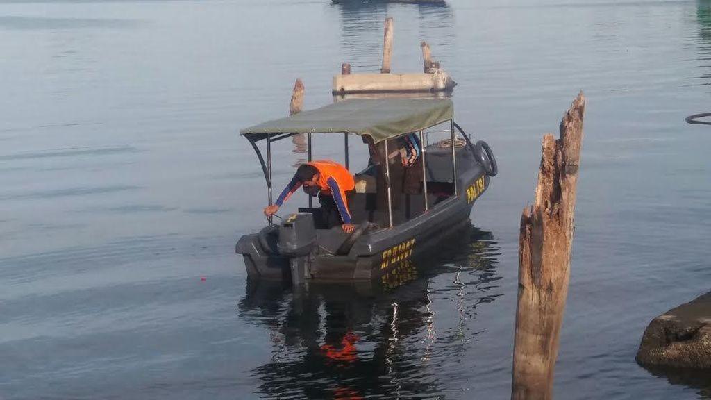 Perahu di Sibolga Tenggelam Diterjang Badai, 1 Penumpang Hilang