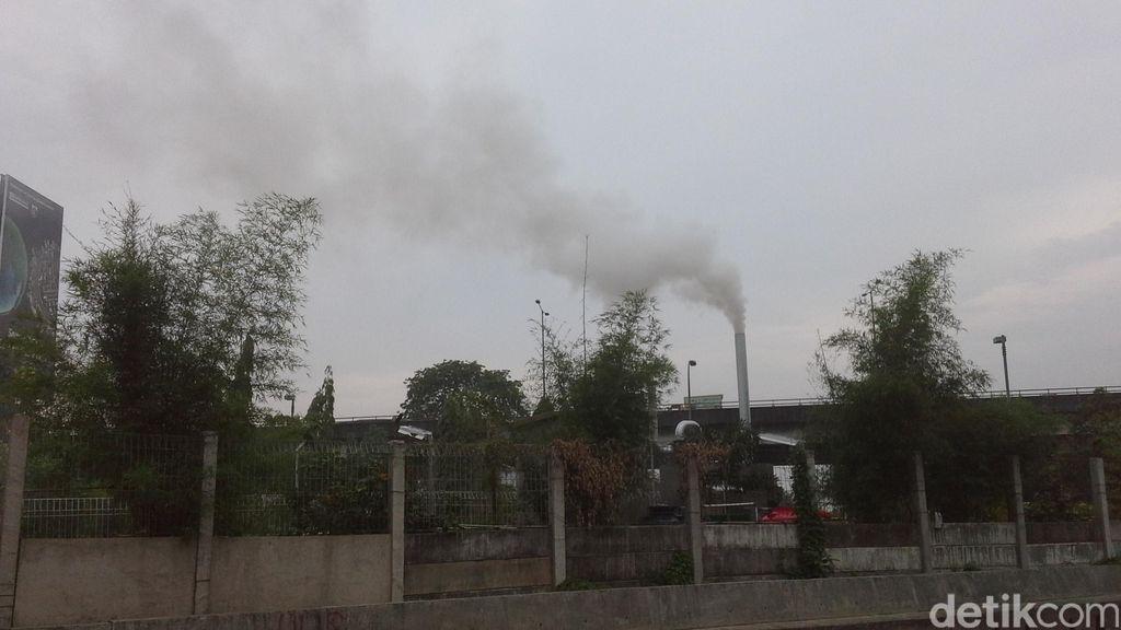 Diprotes Warga soal Asap, ITC Cempaka Mas Tinggikan Cerobong Pembakar Sampah